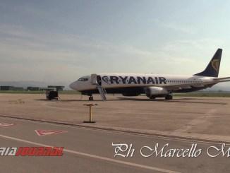 Aeroporto, rotta Perugia/Francoforte, la SASE precisa e chiarisce