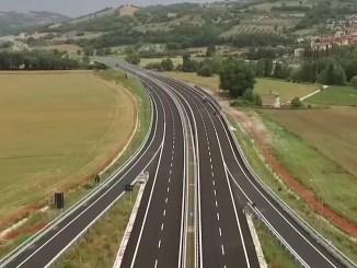 Strada statale 3 bis 'Tiberina', Anas, proseguono i lavori