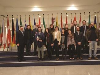 Villa Umbra celebra la festa dell'europa