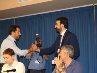 Virginio Caparvi nuovo segretario Lega Umbria subito frecciata a Marini
