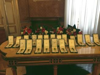 Stelle al Merito a venti nuovi Maestri del Lavoro in Prefettura