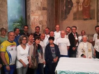 Terni,Fiaccola della Paceverso Macerata, mercoledi 6 giugno