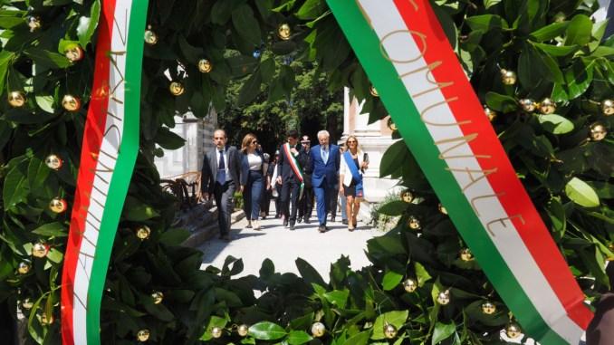 Celebrata a Perugia la ricorrenza del XX giugno