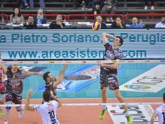 """Fabio Ricci, """"pronto per un'altra grande stagione a Perugia"""""""