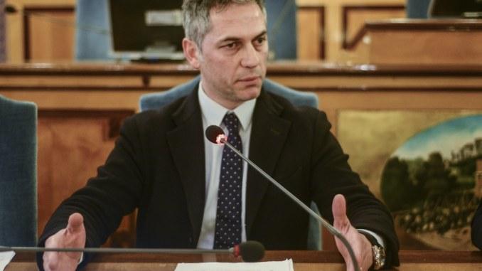 Rossano Pastura, Partito Socialista di Terni critico ritiro deleghe Dominici