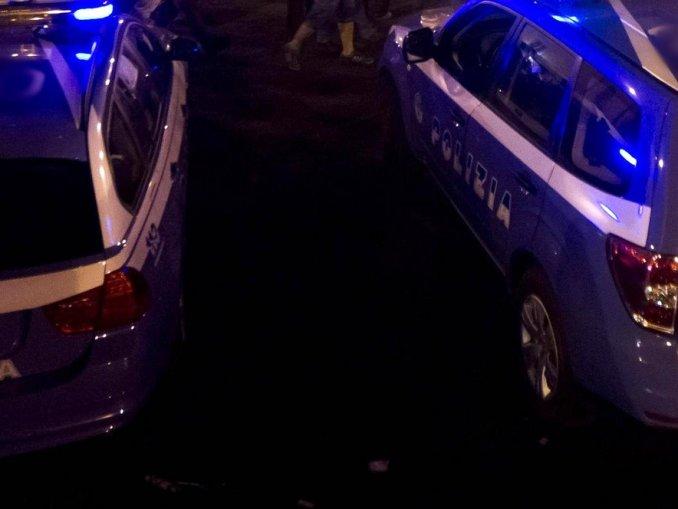 Minacce di morte e spintoni nella notte in un bar di Assisi, due denunciati