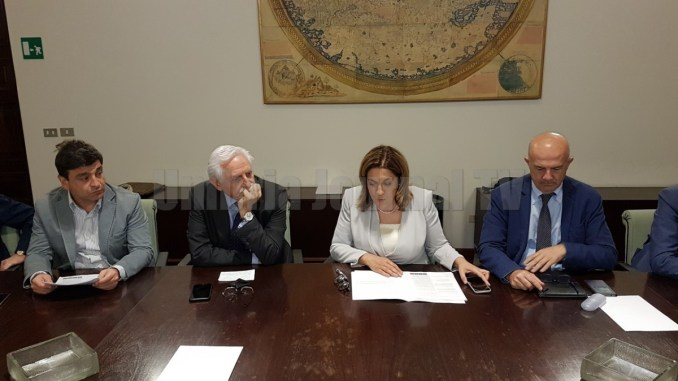 Infrastrutture, 30 milioni euro alla regione Umbria, anche per ex Fcu