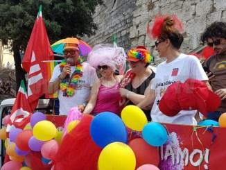 """Perugia Pride, 1 giugno 2019, sfilerà, il claim è """"La città che resiste"""""""