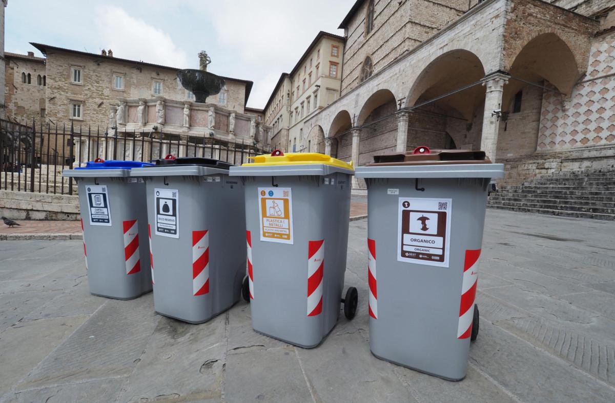 A Perugia arrivano le Sentinelle Ambientali di GESENU, 9 le associazioni