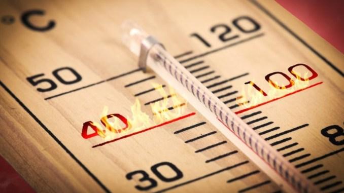 A Orvieto caldo torrido, città più bollente dell'Umbria, sfiorati i 40 gradi
