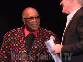 Grande festa al Santa Giuliana per Quincy Jones, Umbria Jazz comincia con il tutto esaurito