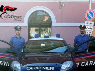 Arrestata rom vicino alla stazione di Narni, i controlli dei carabinieri