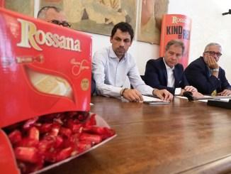 Caramelle Rossana ad Umbria Jazz è si rafforza il legame con la Città di Perugia