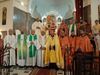 Pellegrinaggio ecumenico dei vescovi umbri in Armenia c'era il cardinale Bassetti
