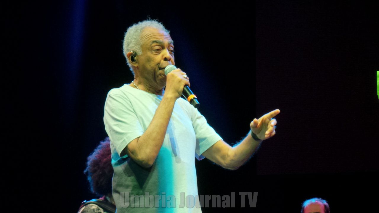 Gilberto Gil con Refavela 40 a Umbria Jazz, musica brasiliana all'Arena