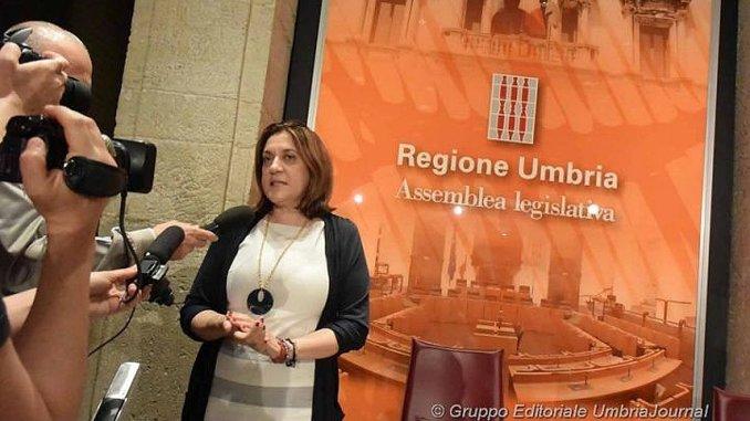 Catiuscia Marini a Governo, obbligo vaccini, non escluso ricordo a Consulta