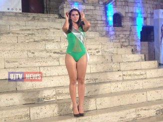Gaia Gattavecchi èMiss Umbria 2018 titolo assegnato a Perugia