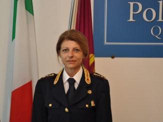 Nuovo dirigente della PASI alla questura di Perugia, è la dottoressa Maria Olivieri