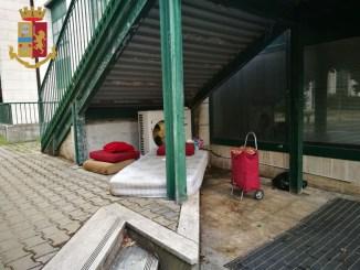 Dormiva sotto le scale dell'ottagolo, una 72enne affidata alla Caritas