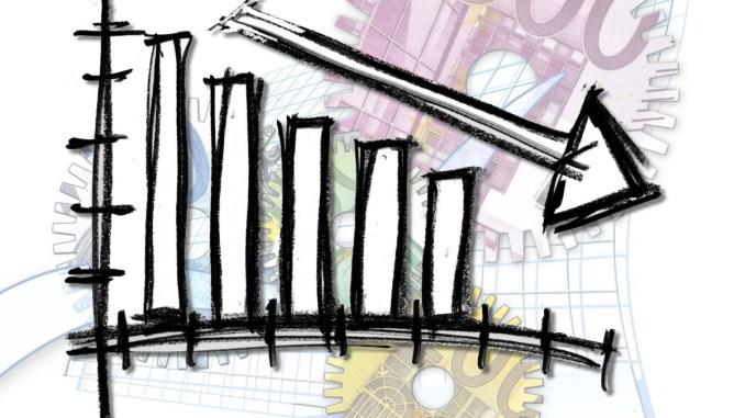 Umbria, dati economici sempre più allarmanti, enorme il distacco con le Marche nel 2018