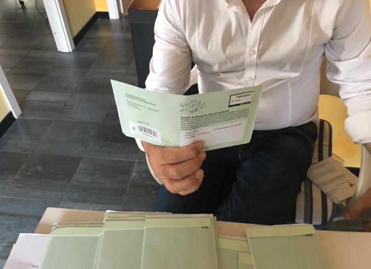 Perugia, Zona ZTL, residente centro storico riceve 30 multe da 91 euro ciascuna