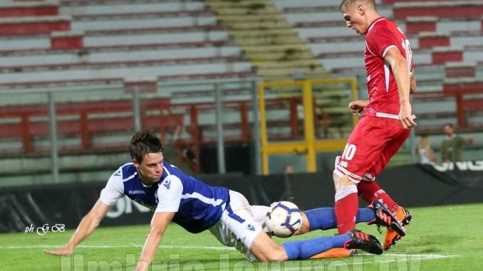 Calcio, amichevole, il Grifo ferma la Spal, partita a reti bianche 0-0