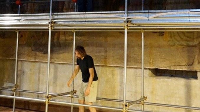 T'odi, l'arte di Ceccobelli vista dall'alto apre il Todi Festival