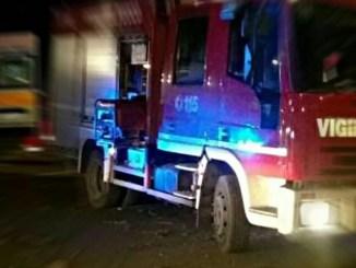 Si incendia ristorante vicino al Lago Piediluco, indagini in corso