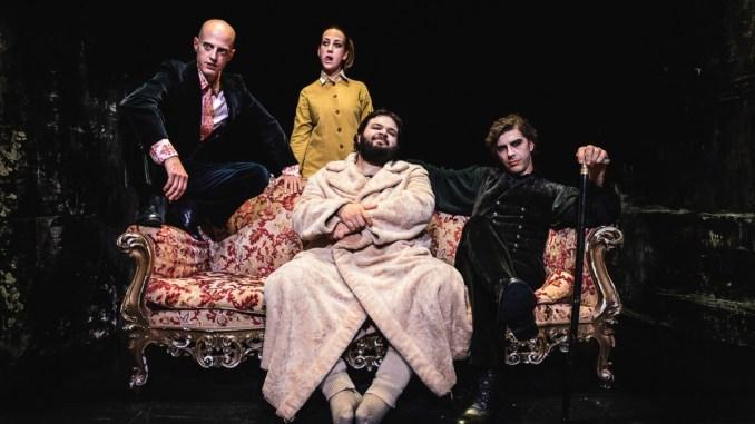 Il Maestro e Margherita al Cucinelli di Solomeo con Michele Riondino, nuova produzione dello Stabile
