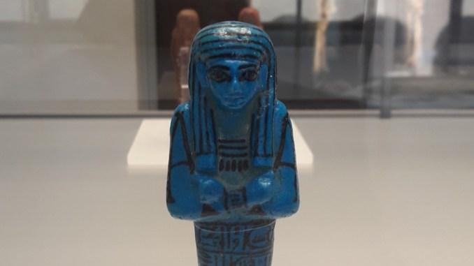 """eduzioni d'Egitto"""" mostra reperti egizi collezioni Guardabassi e Bellucci"""