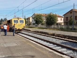 Ripartono i treni della tratta Nord, ma a che velocità?