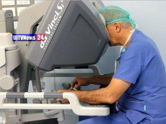 Chirurgia oncologica del colon, a Terni centro training Academy di chirurgia mininvasiva