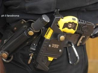 Non aveva il taser, ferito Carabinieri, chiede risarcimento allo Stato, da GrNet.it