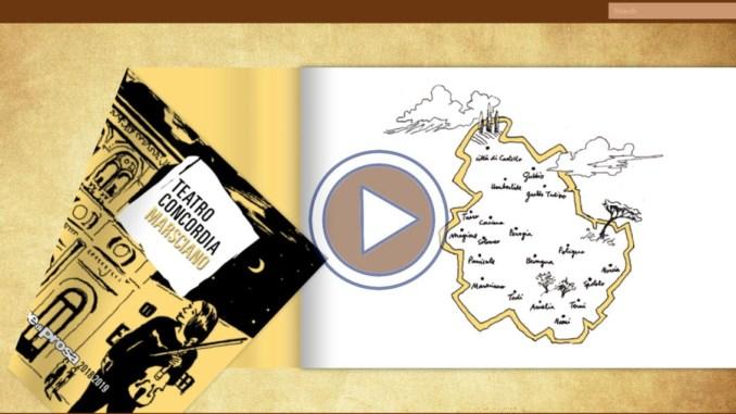 Il Programma Della Stagione Di Prosa Del Teatro Concordia Di Marsciano
