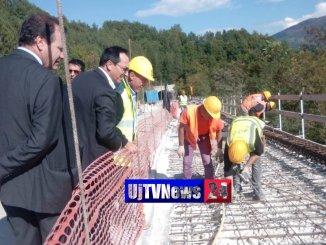 Cantiere Tre Valli Umbre 685 lavori in corso dopo i terremoti in Valnerina