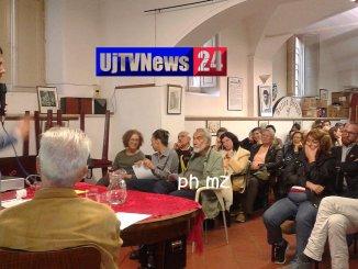 Andrea Romizi sindaco di Perugia incontra i cittadini di Corso Garibaldi [foto]