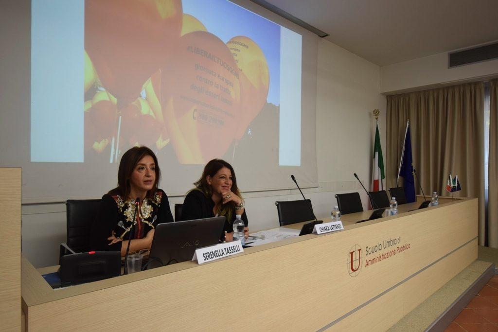 Giornata europea contro la tratta di esseri umani
