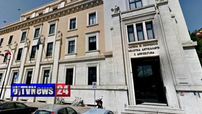 Unioncamere Umbria: la cessione di un ramo d'azienda al Consorzio Intercam