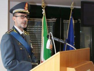 Colonnello Cardone nuovo comandante provinciale Finanza di Perugia