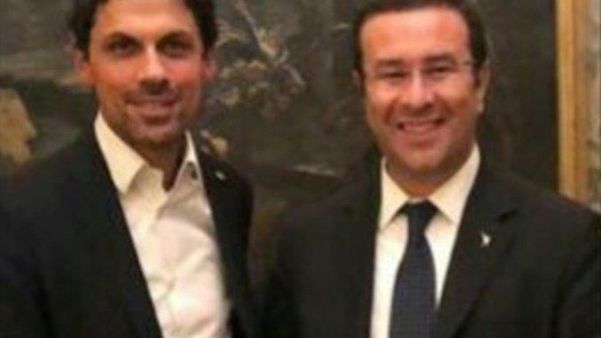 Senatore Stefano Candiani ha incontrato il sindaco Andrea Romizi