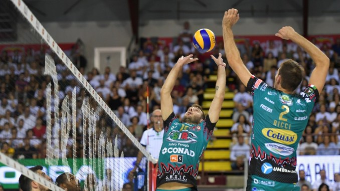 Volley, Sir Safety Conad Perugia, si lavora per la Superlega