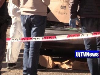Sparatoria Ponte Felcino, proseguono le indagini, si cerca una Uno blu