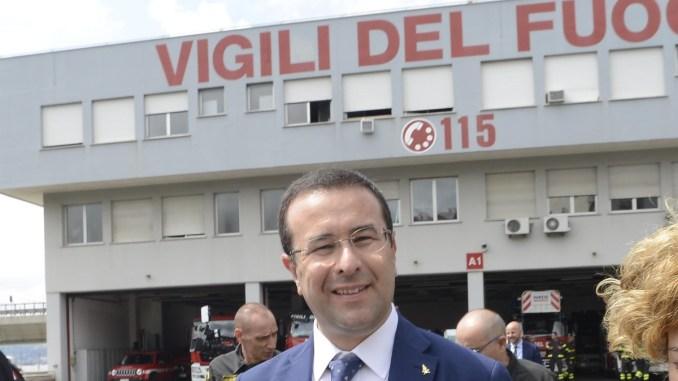 Stefano Candiani in Umbria, il sottosegretario incontrerà i Vigili del fuoco