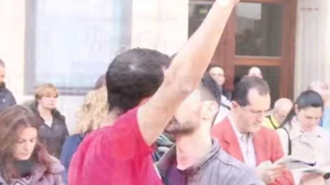 Manifestazione Sentinelle in Piedi, assolto Bucaioni, ma...