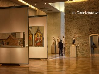 Galleria Nazionale Umbria, Beato Angelico, ma anche rassegna cinema