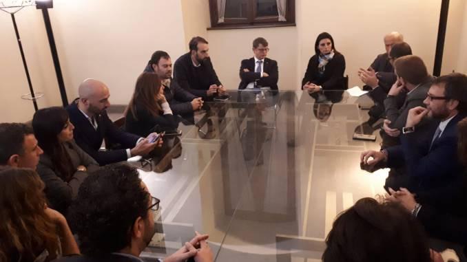 Il Sottosegretario al Ministero dell'Ambiente, Vannia Gava in visita inUmbria