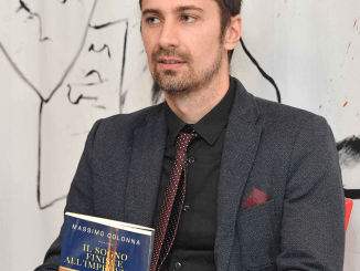 Il tour dello scrittore Massimo Colonna, Il sogno finisce all'improvviso, letteraturaalternativa
