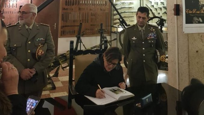 Ministro Difesa, Elisabetta Trenta oggi in Umbria, a Terni, Spoleto e Foligno
