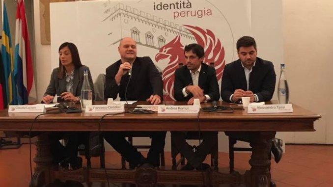 Identità Perugia, nasce una nuova associazione in città