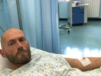 Leonardo Leo Cenci in ospedale Pregate per me vi voglio bene avanti tutta